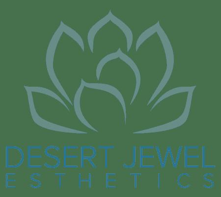Desert Jewel Esthetics logo design