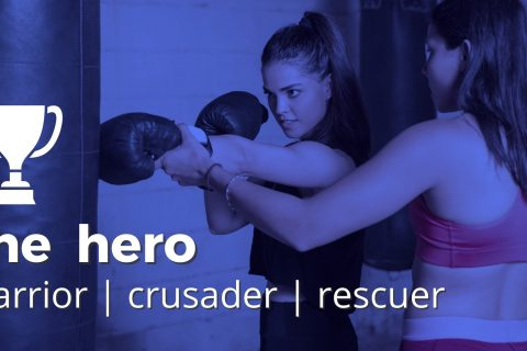hero brand archetype