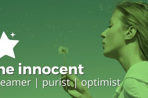 innocent brand archetype brand personality archetype
