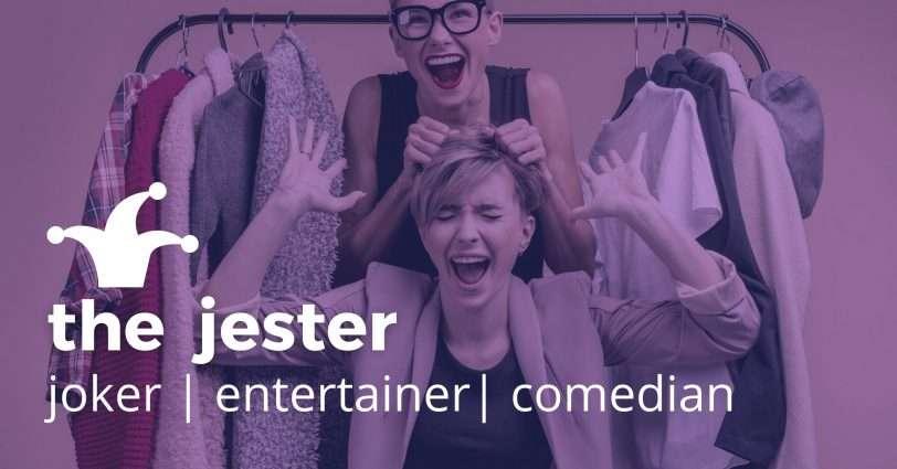 jester brand archetype brand personality joker entertainer